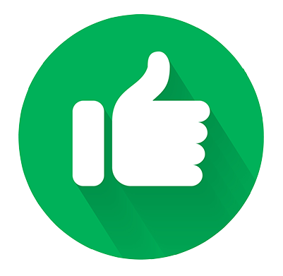 Thumbs Up icon (2) | Revere Golf Club